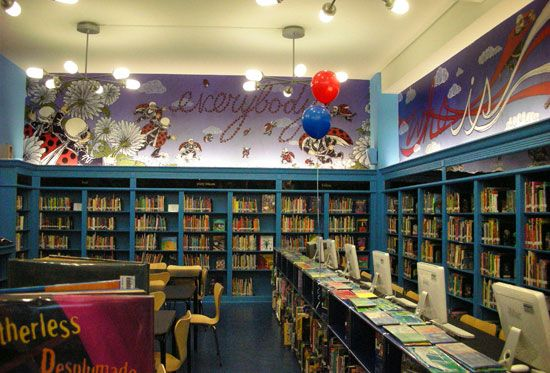 elementary+library+decoration+themes | hello students at ps96 in