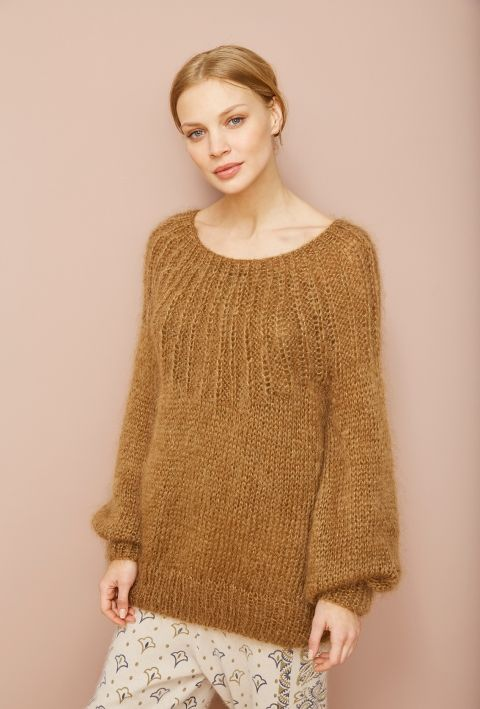 Lueur Sweater | Mes Demoiselles | Knitting | Pinterest | Tejido ...
