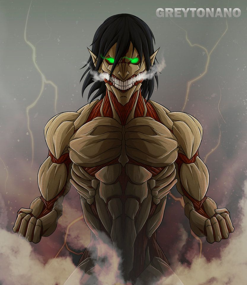 Images Of Attack On Titan Ps4 Armored Titan