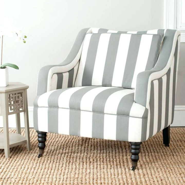 Blue And White Striped Accent Chair Blossom High Pin By Erlangfahresi On Desk Office Design In 2019 Living Grey Best Way To Paint Furniture Check More At Http