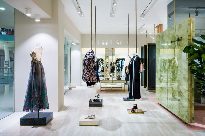 B-No7 store by CuldeSac, Moscow – Russia | Fashion Store ...