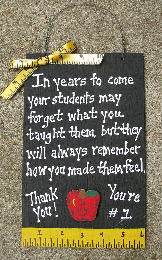 Teacher Gifts 2709TY - Thank You Teacher #teachergifts