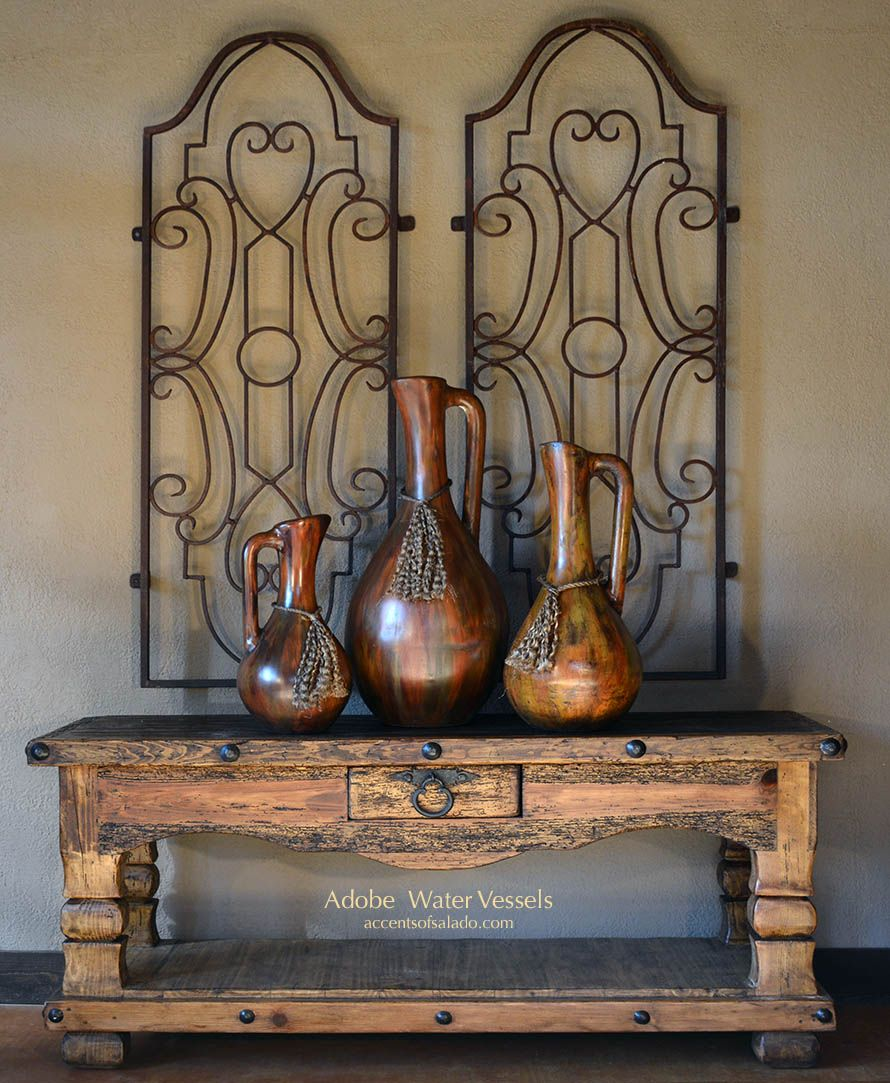 Adobe Rustic Vases New At Accents Of Salado Online