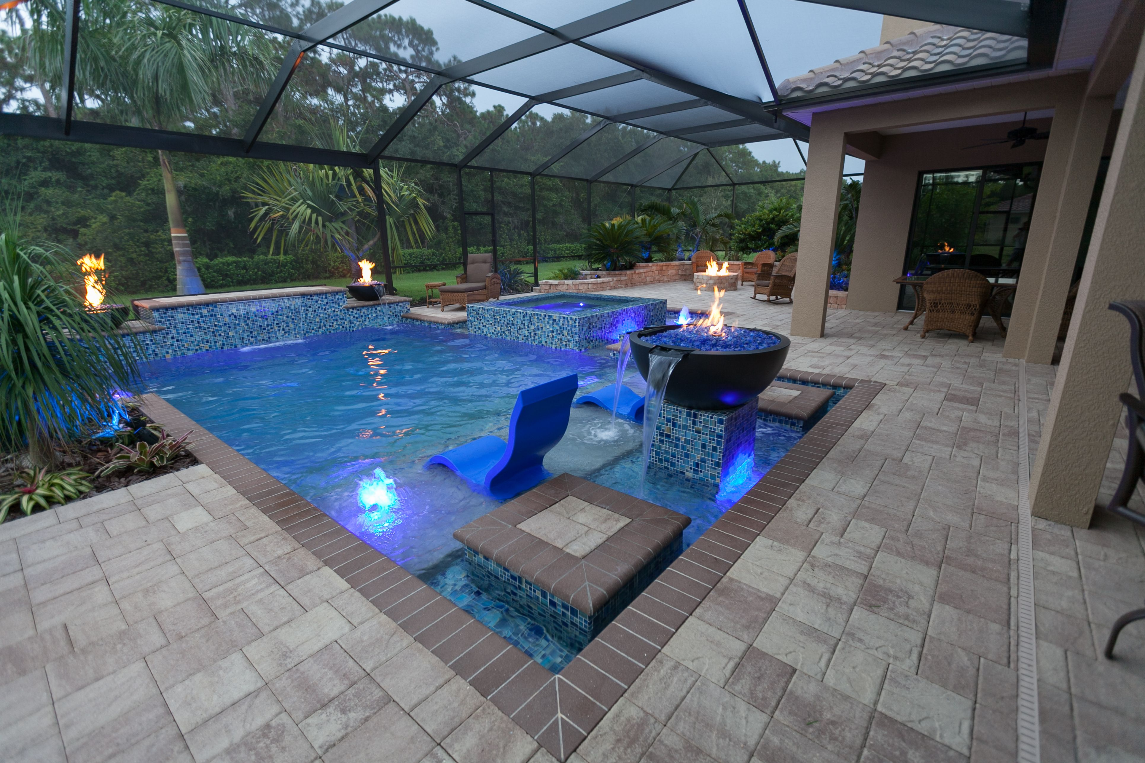 Coast to Coast Pools:  Silver in Pool & Spa Combination 250-500 sq ft