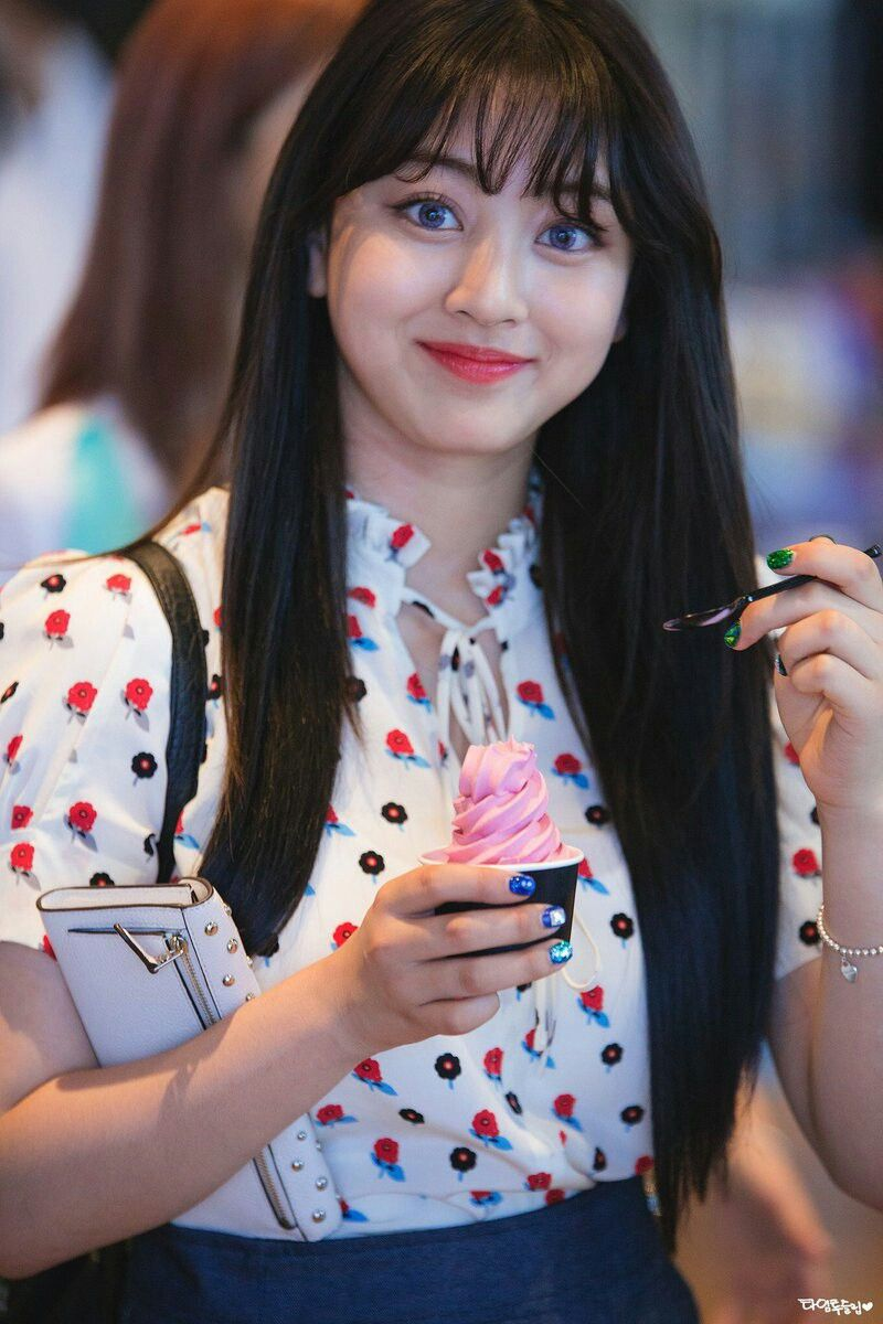 Image result for twice jihyo cheeks