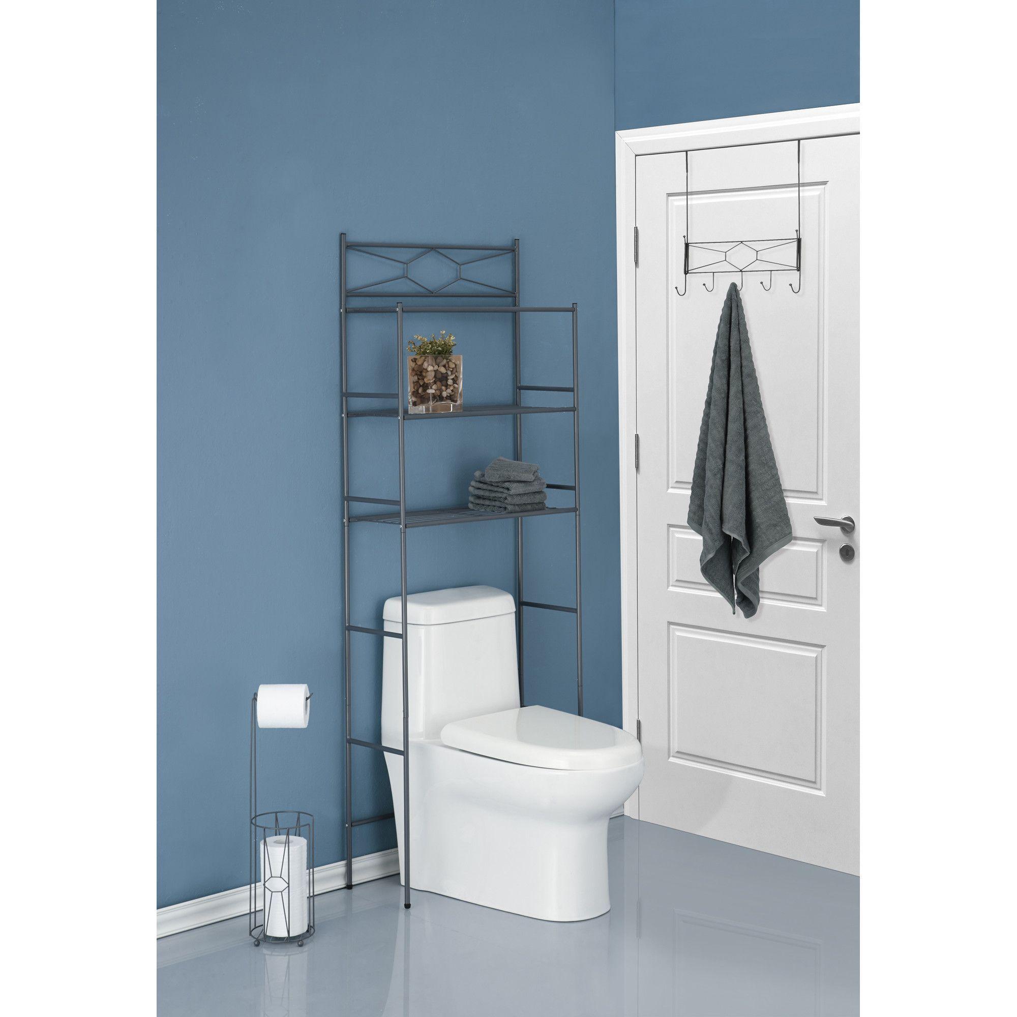 Fantastic Bathroom Shower Shelf Vignette - Bathroom - knawi.com