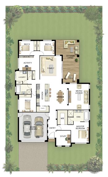 Coral Homes  Marcoola Series features My Dream Home Pinterest