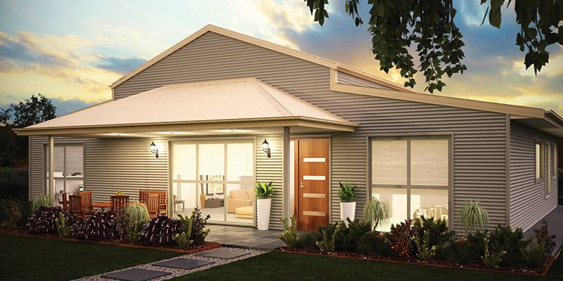Colorbond houses in australia google search shed for Colorbond home designs