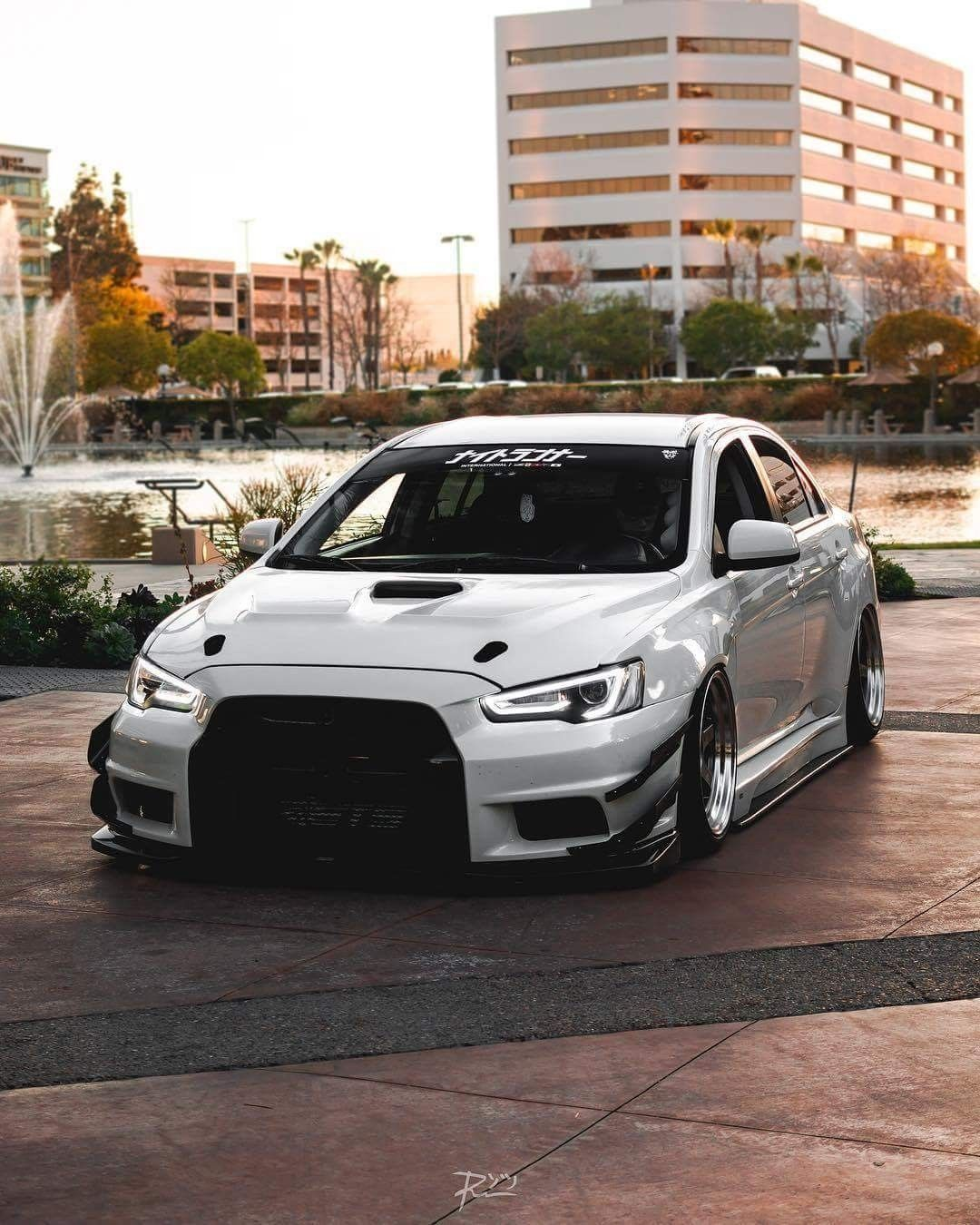 Amazing Mitsubishi Lancer Sport Car Wallpaper Hd Picture: Pin By Nikko 2001 On Mitsubishi Lancer EVO