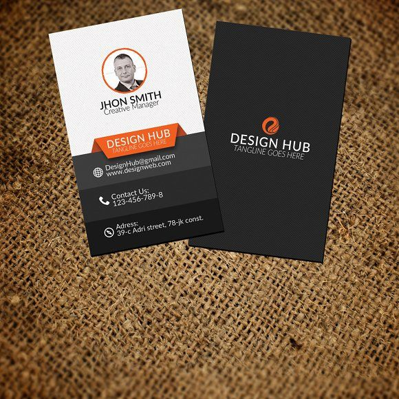Vertical business card template vertical business cards card vertical business card template wajeb Images