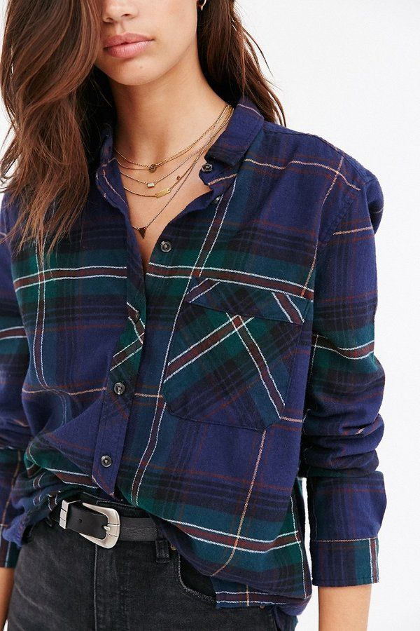Plaid is the 2016 fad