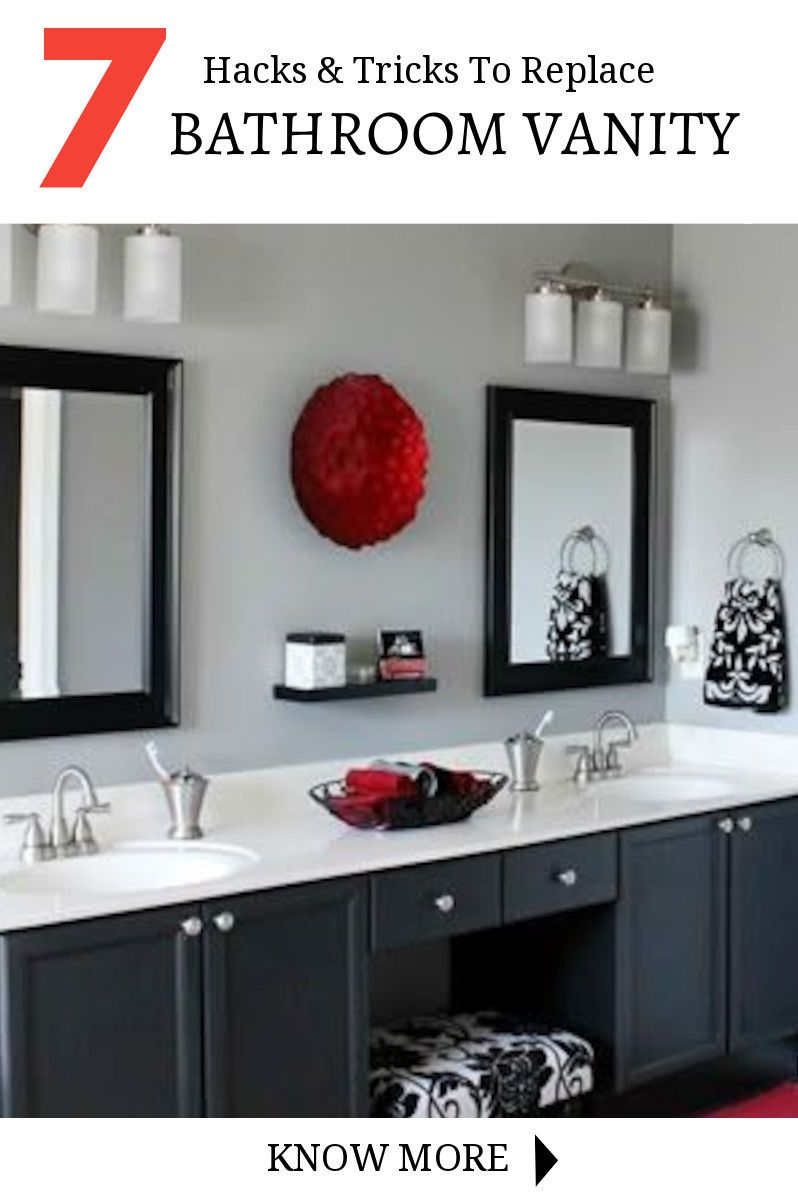Master Bathroom Ideas Five Tips For A Great Master Bathroom Bathroom Remodel Gray Bathroom Decor Black Bathroom Decor Red Bathroom Decor