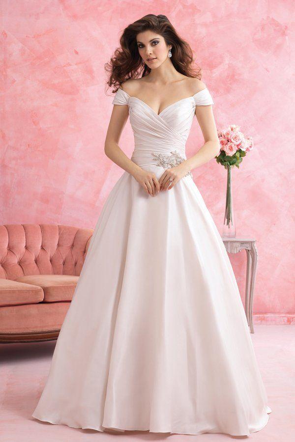 Style 2801 by Allure Romance   Wedding Dress   Pinterest   Vestidos ...