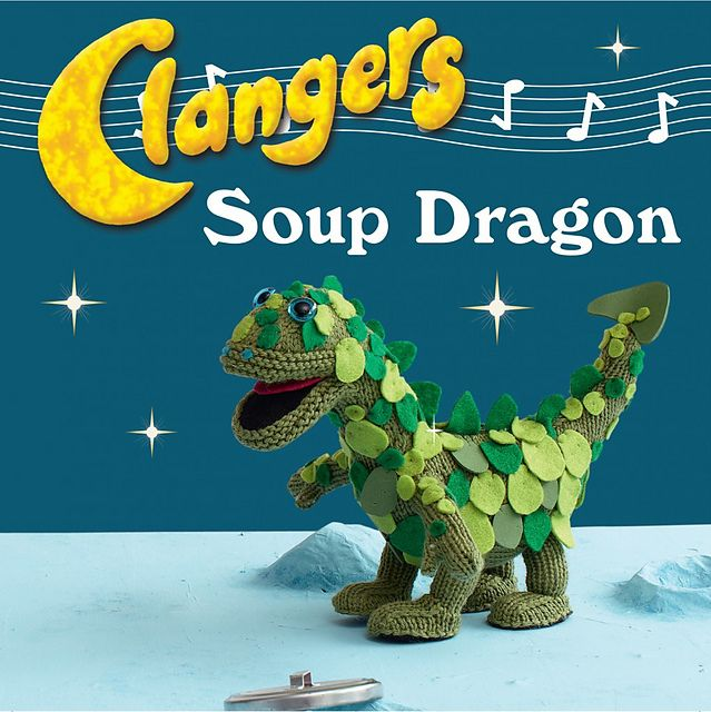 Ravelry: Soup Dragon pattern by Joan Firmin and Carol Meldrum ...