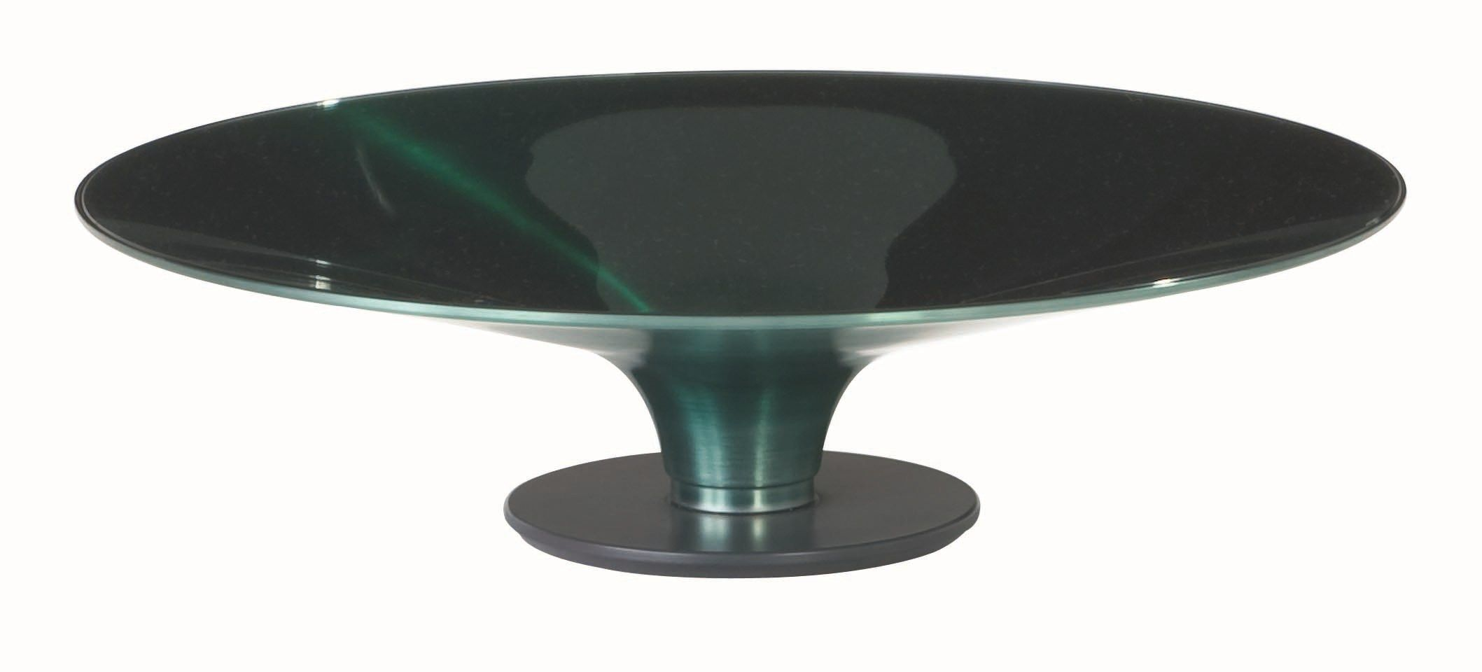 LOW ROUND COFFEE TABLE OVNI LES CONTEMPORAINES COLLECTION BY ROCHE