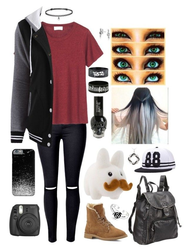 """""""THOSE EYES THOOO"""" by derpybabyguppy ❤ liked on Polyvore featuring Toast, UGG, BERRICLE, Bling Jewelry, DB Designs, Preferred Nation and Fujifilm"""