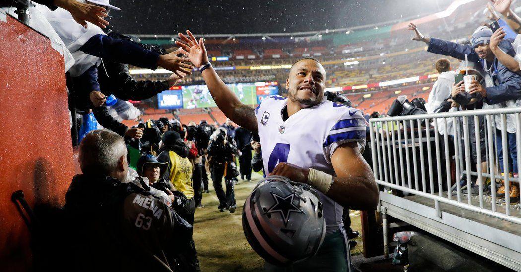 N.F.L. Picks Cowboys Should Survive, but Eagles May
