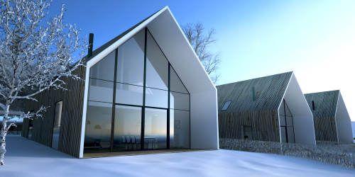 Projekt rezidenčného rekreačného bývania vpriamom kontakte sVinianským jazerom neďaleko Zemplínskej šíravy. 9samostatne stojacich rekreačných chát začlenených do priľahlého lesa snádherných výhľadmi na jazero a priamou orientáciou na južnú stranu dodáva lokalite charakter pasívnej, ekologickej výstavby, ktorú podtrhujú použité materiály.