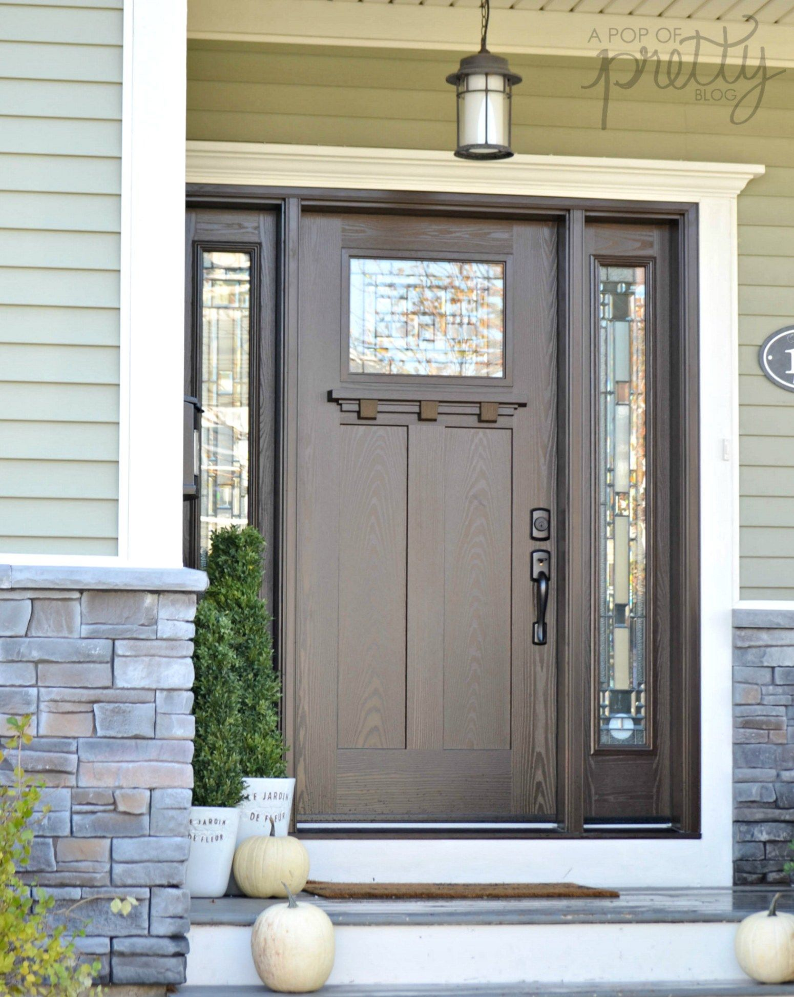 Great Front Door Ideas For Your Home - See More