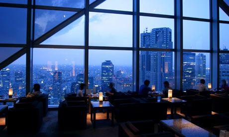 Of Tokyos Best Highend Restaurants Tokyo Restaurants And Park - 7 of the coolest restaurants in tokyo