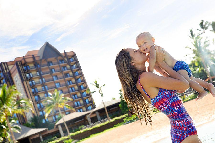 'Mahalo Mama Month' Celebrates Moms at Aulani, a Disney Resort & Spa