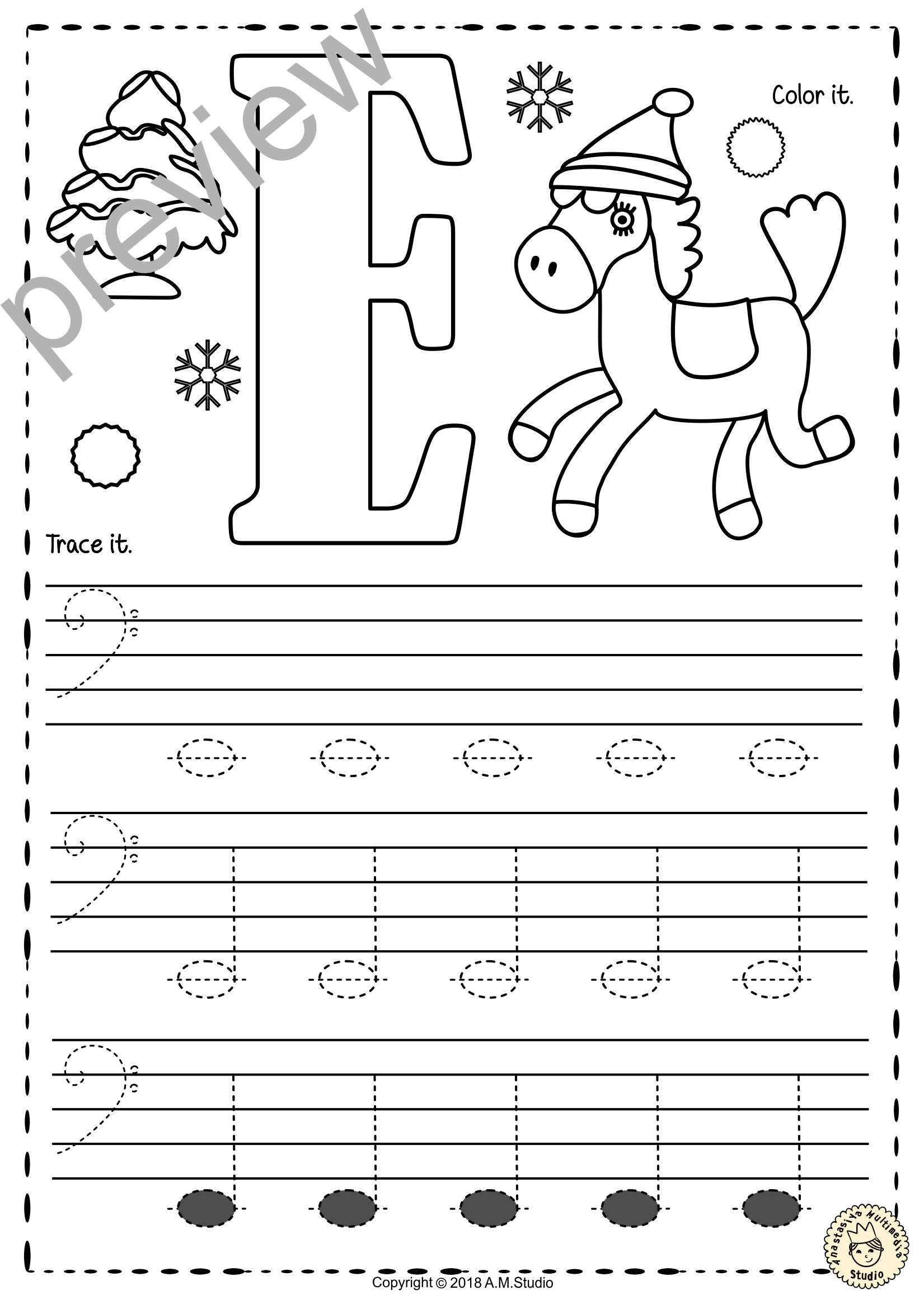 A Set Of 26 Music Worksheets Winter And Christmas Themed