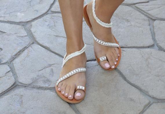 eef6ff1656b Bridal Sandals