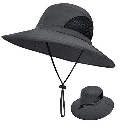 6e351555d96 LETHMIK Outdoor Waterproof Fishing Hat