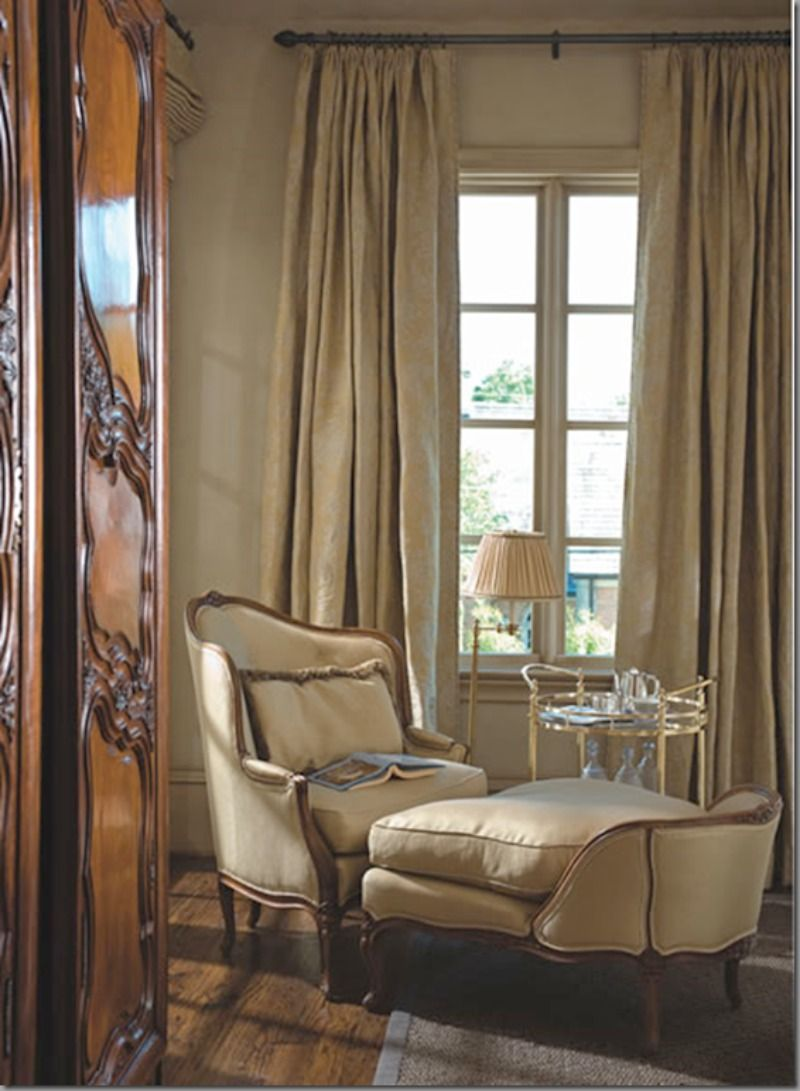 Dining room window coverings  roses and rust  elegant seating  pinterest  rust french dining