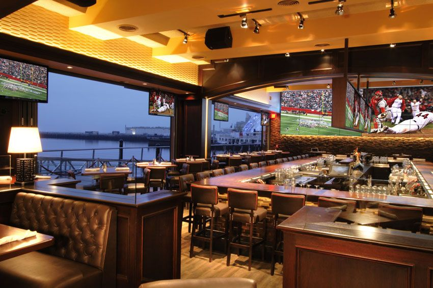 Jerry Remy S Seaport Location Is Tough To Beat Catch A Game