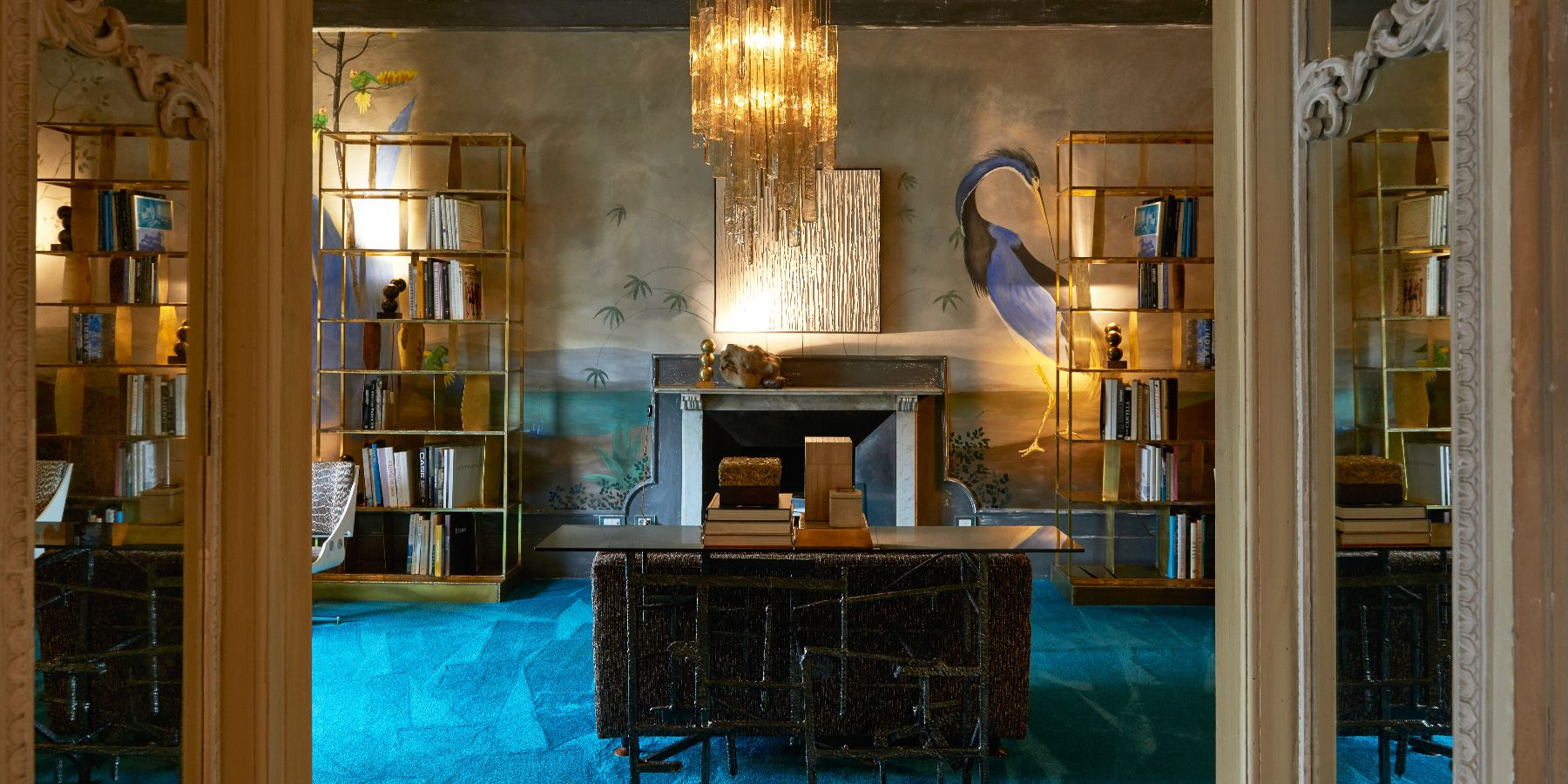Flair Design Furniture. The Founders Of Flair In Florence Transformed A  Shared Affinity For French