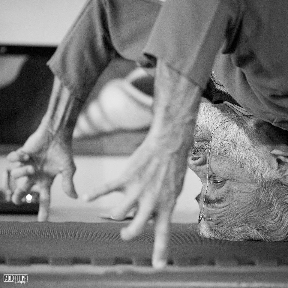 """""""You are the master of your senses."""" · Sri Dharma Mittra"""