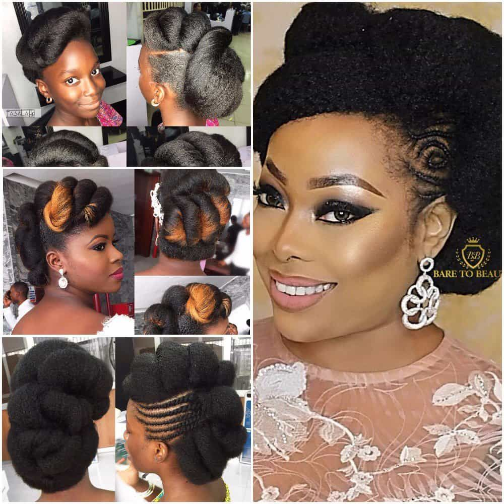 These Natural Hairstyles Are Classy Try Them Photos Natural