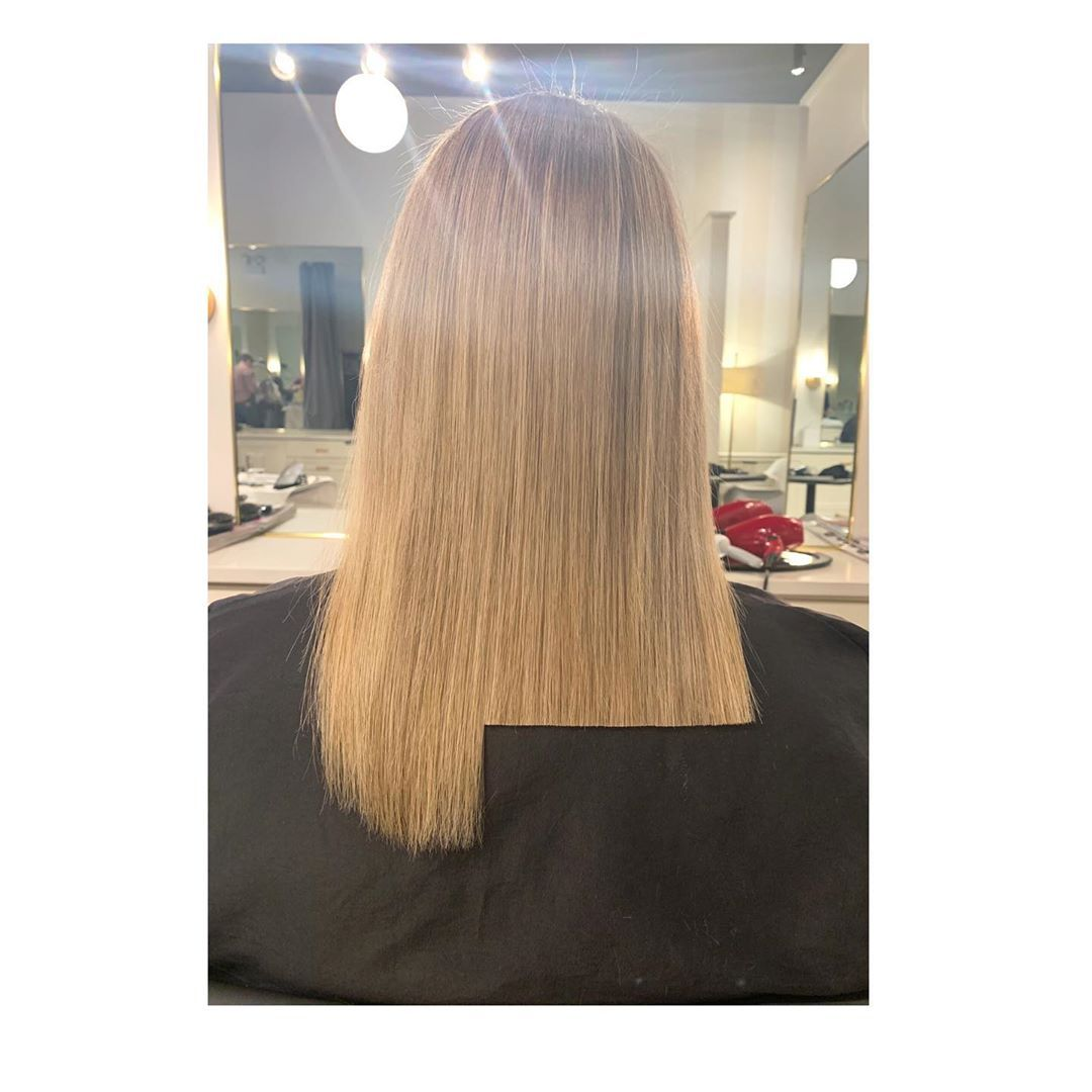 Your Trims Matter Ladies Letmeplaywithyourhair Haircut Bluntcut Cleanline Salon Chicagosalon Hairstyling Hair Styles Grey Hair Color Long Hair Styles