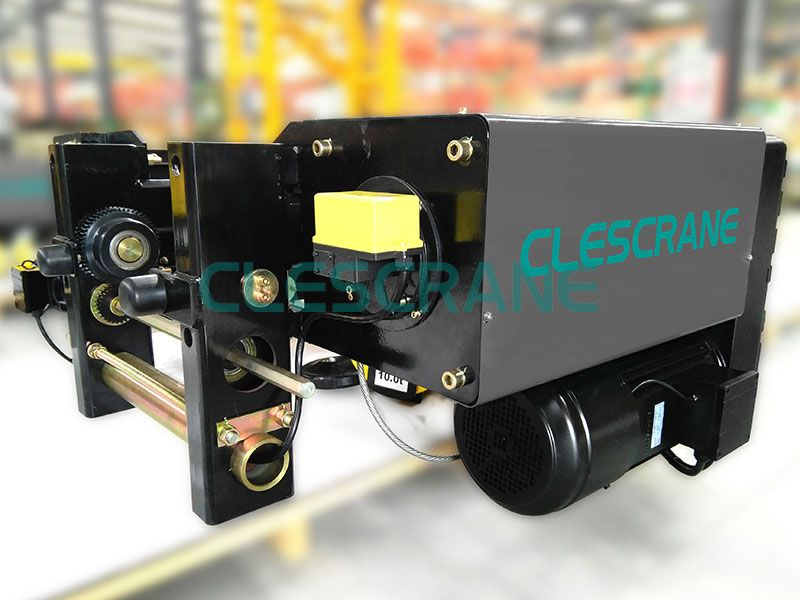 Ch series wire rope electric hoist for single girder