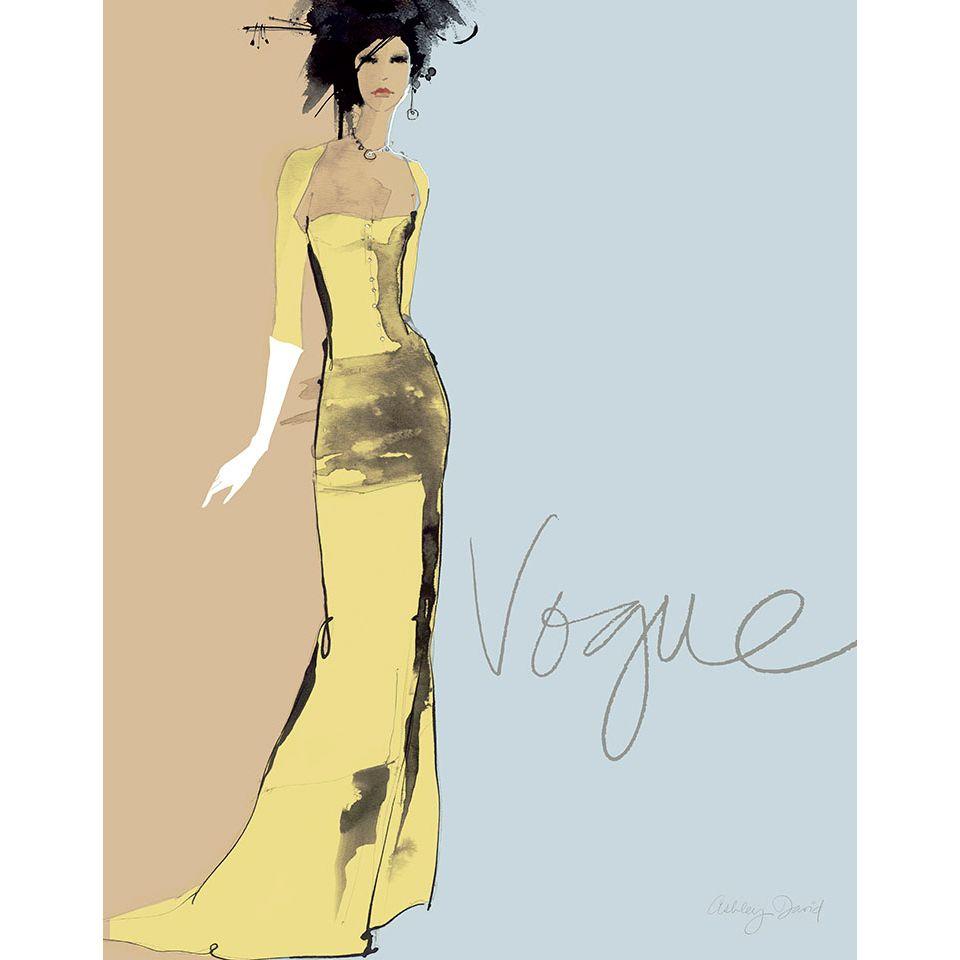 <li>Artist: Ashley David</li><li>Title: Vogue</li><li>Product type: Print</li>