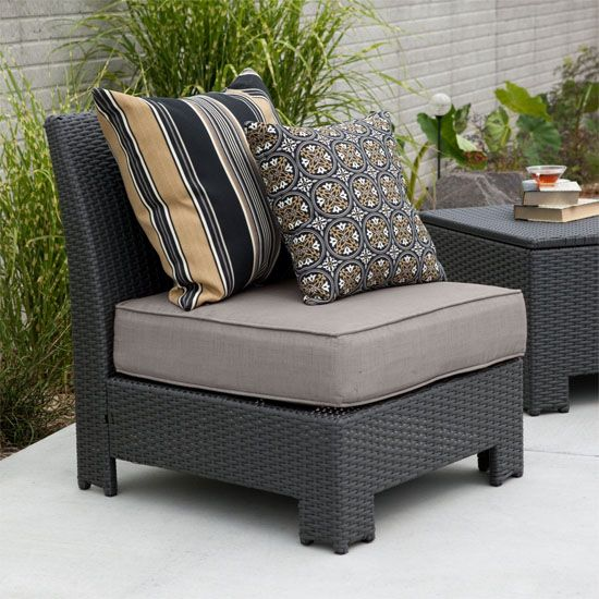 Image detail for -Small Patio Furniture, Toulon All Weather Wicker ...