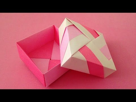 Origami: Bunny Basket - Instructions in English (BR) | Easter 2019 ... | 360x480