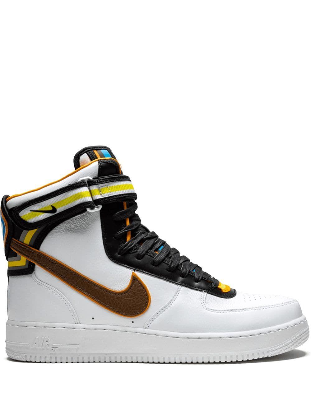 Nike Air Force 1 Hi SP Tisci sneakers - White | Nike air force