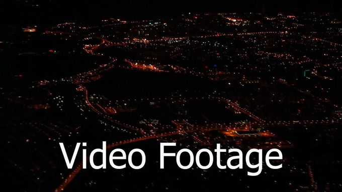 Night city with altitude jet by Elena Vagengeim on @creativemarket