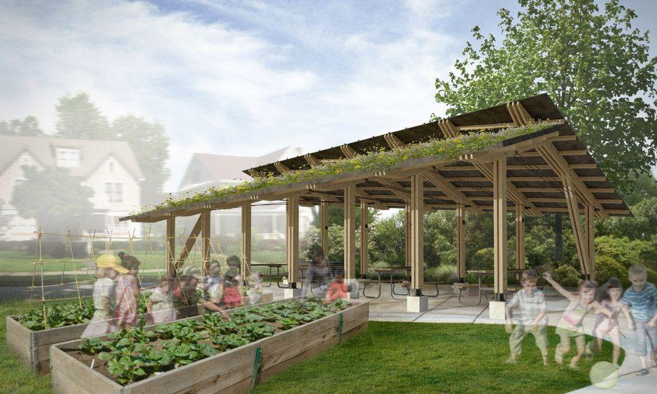 Sustainable Outdoor Classroom Outdoor School Outdoor Classroom Outdoor Learning Spaces