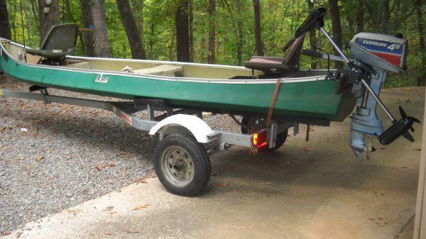 GHEENOE '16 Outboard motors, Outboard, Boat