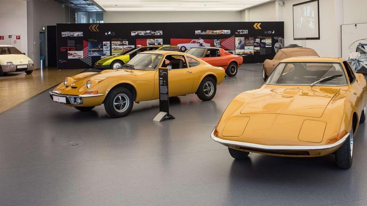 50 JAHRE OPEL DESIGN Alarm im Sperrbezirk Opel öffnet seine heiligen Hallen