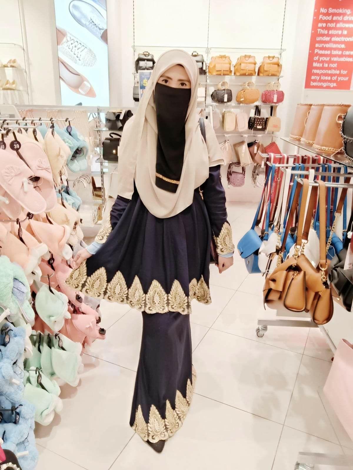 Pin oleh M.Fuad Arifin di Niqabis Hijab, Inspirasi