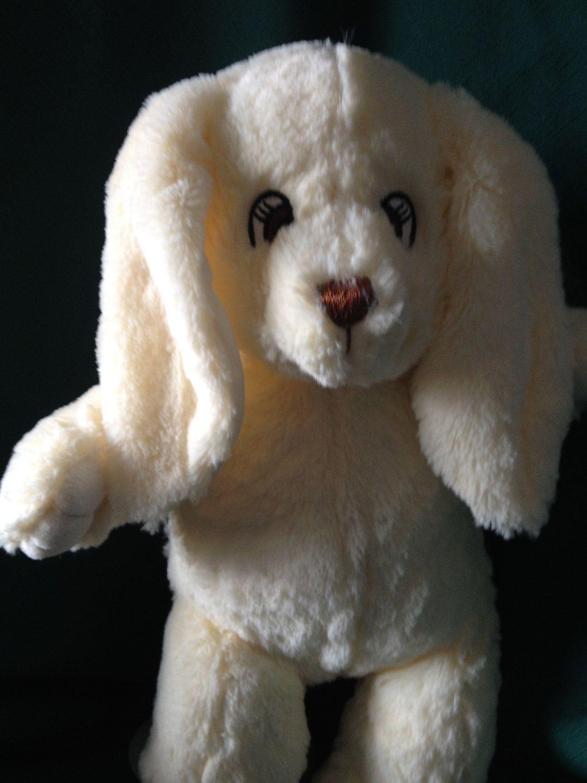 Vanilla Plush Bunny 8363db2624