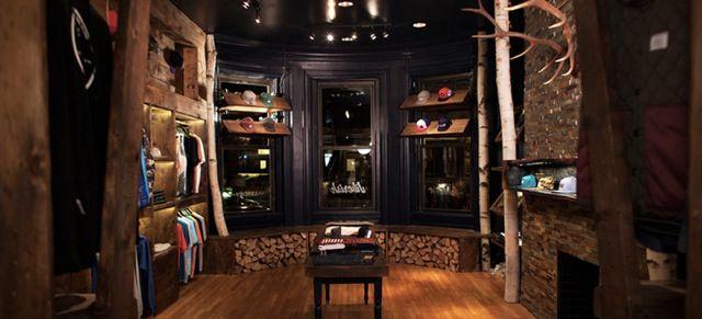 Jiberish Armory Boutique At Newbury Street Boston Store Design
