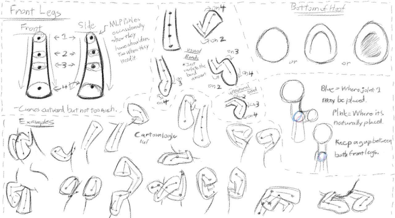300397 - anatomy, artist:dshou, safe, tutorial - Derpibooru - My ...