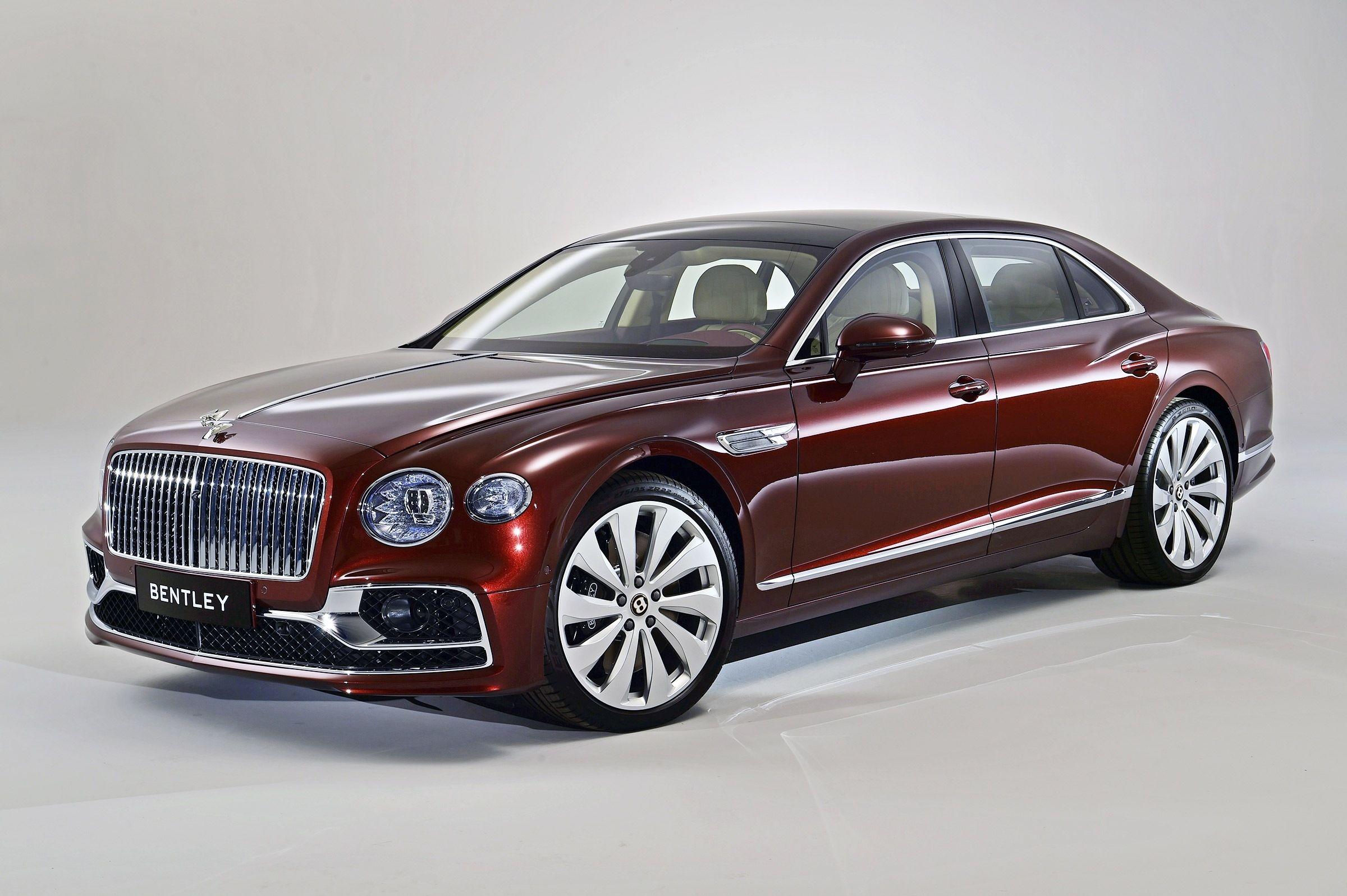 2021 Bentley Muslane Price