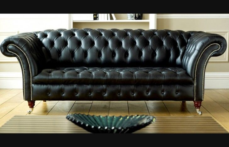 We Manufacture All Of Our Sofas Including The Balston Black