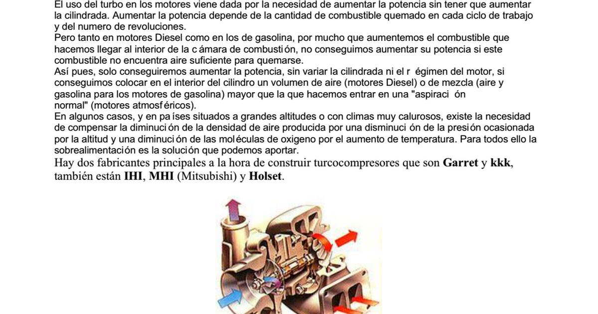 Turbocompresor pdf